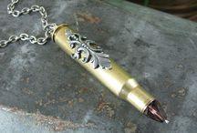 Bullet Casing Crafts