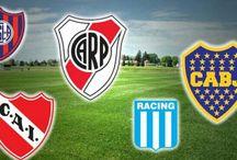Los 5 Grande De Futbol Argentino / Imagen De Los 5 Grande De Argentina