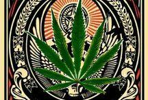 marihuana tattoo