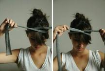 Hair Inspiration / by Ashley Burns