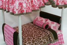 American Doll Beds etc.