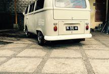 Volkswagen Earlybay / Vw Bali Indonesia
