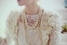 Lace, Ruffles and Bows / by Rebecca Dillard