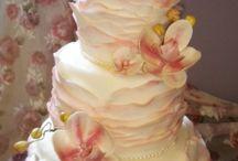 Flower Cake Design
