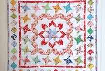 Medallion Quilts / Round and round and round. / by Alison V
