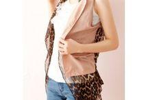 Leopard Bluse
