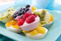 Summer snacks/treats