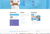 Zahnarzt-Webseiten / Praxis-Homepage und Zahnarzt-Webseiten