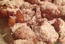 Buñuelos/Fritters