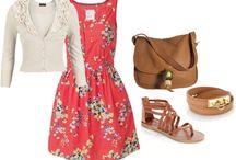 Lookbook / Fashion looks I like