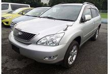 Toyota Harrier 2007 Silver - Very high quality used japanese cars / Refer:Ninki26735 Make:Toyota Model:Harrier Year:2007 Displacement:3500cc Steering:RHD Transmission:AT Color:Silver FOB Price:12,500 USD Fuel:Gasoline Seats  Exterior Color:Silver Interior Color:Gray Mileage:55,000 km Chasis NO:GSU30W-0011605 Drive type  Car type:Suv