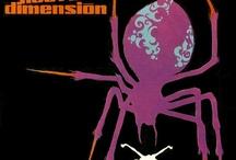 nueva dimension / sci-fi ilustración