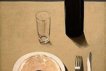Art - painting - René Magritte / Painter Rene Margrite
