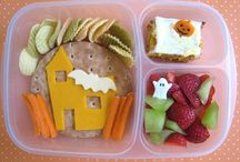 Kid's Lunch Ideas / lunch ideas for the littles / by Anna Hamblen