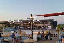 Le Canopée Café / Le Canopée Café à Mérignac, le Rooftop incontournable de l'été 2016 : Restaurant, Terrasse panoramique, Tapas & Boulodromes. Pari réussi du Groupe CMCB.  Read more at: http://www.sharebordeaux.fr/