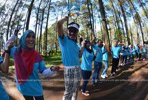 GATHERING OUTBOUND CIKOLE PT. JAVA SEAFOOD INDONESIA