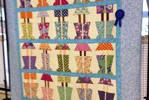 Feet quilt