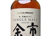 Japanese Whisky & Sake
