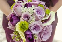Akilah Wedding / potential ideas for my girl Akilah's wedding.  Colors: purple and green / by Maria