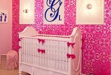 Nursery Ideas / by Alina Prince
