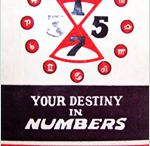 Numerology / Numerology studies the symbolism of numbers. Delve into numerology to determine an individual's personality, talents, strengths and weaknesses, obstacles they may face, their inner needs, their emotional personality and much more. In fact, the shape of a certain amount of material thing is called a number. It is an idea in the mind. It starts from nothingness (its absence) which is shown by zero while the figure of 1 is taken as the unit number.   http://www.astrokismet.com/numerology/