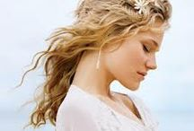 Wedding hairstyles DIY / Nice, classic and particular way to make up your hair. DIY.