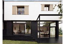 Extensions de maisons / Projets d'extension de maison, par des architectes