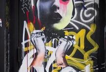 Street ART examples