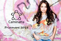 Caminatta Primavera 2016 / Selección de bolsos de la marca Caminatta que puedes adquirir en la tienda online www.bolsoland.com