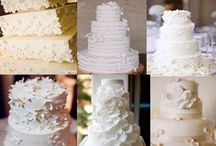 WEDDING CAKES & TOPPERS / by Jane Burkhart