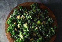 Kale Recipes // Winter Veggies