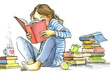 Books,books and more books  / I loooooooooove reading