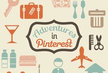 Adventures In Pinterest / Pinterest Inspired projects, monthly challenge  / by Wendy Nielsen