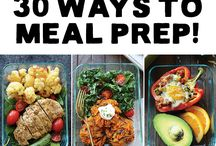 Healthy meal boxes
