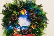 Wreath creation