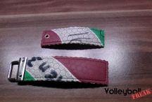 DIY - Volleyballgadgets / Do it yourself! Volleyballer sind kreative Menschen. Daher muss man nicht immer alles nur kaufen. Hier gibt es Pins von Anleitung zum Volleyball Zubehör /Gadgets selber bauen/basteln.