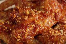 Chicken lickin