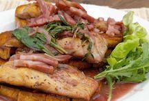 Maso: ryby - vyzkoušené recepty