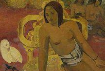 islander women paintings