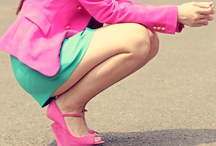 Fashion / by Gina Mckinney Schlesinger