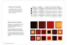 Branding et charte graphique / L'agence de communication lyonnaise Blackthorns vous présente quelques unes de ses créations de chartes graphiques complètes.