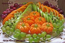 фруктовая нарезка