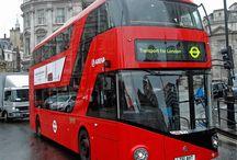 Colectivos en el Mundo / Transporte público de pasajeros en el Mundo