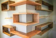 ραφια απο ξυλο