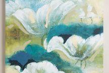 Painting Ideas / by Jennifer Matthews