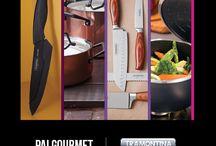 Pai Gourmet Tramontina Design Collection / Pense naquele presente especial que falta para completar a cozinha dele nesse Dia dos Pais.