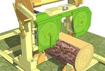 Puuntyöstölaitteet