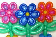 balloon creations