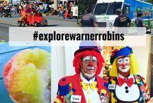 Warner Robins event blogs
