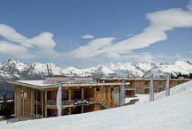 skiresorts / Mooie locaties